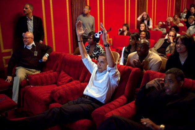 Обама в кино