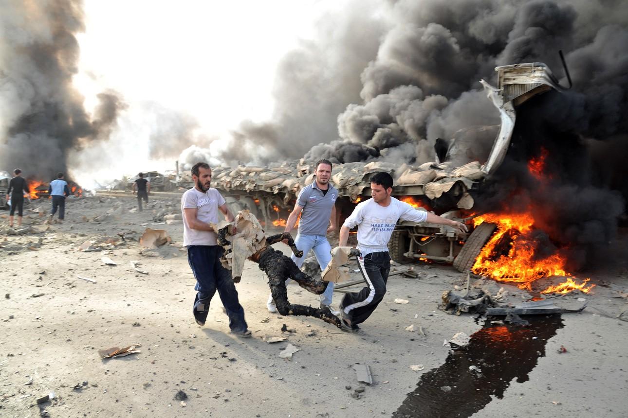 С чего начиналась война в Сирии