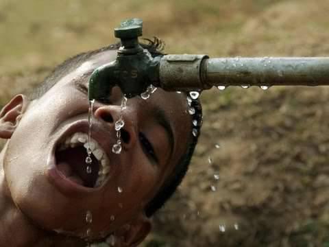 Вода, как основной геополитический фактор