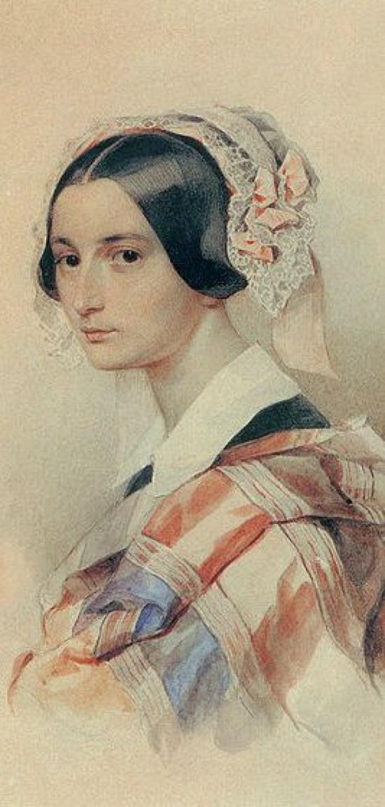 Александра Смирнова-Россет