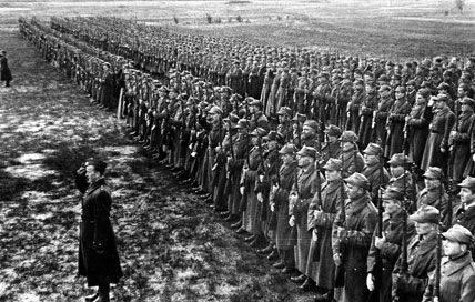 Армия Андерса и при чем тут Израиль