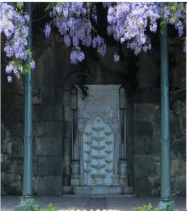 Бахчисарайский фонтан слез 4