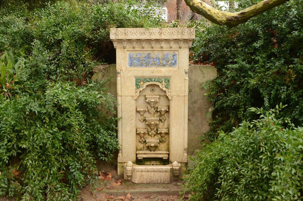 Бахчисарайский фонтан слез 5
