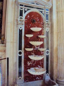 Бахчисарайский фонтан слез 6