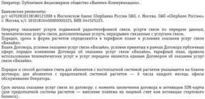 Билайн_Договор об оказании услуг связи_скрин-2