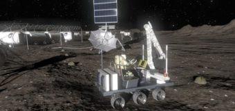 Битва за Луну. Российская лунная база