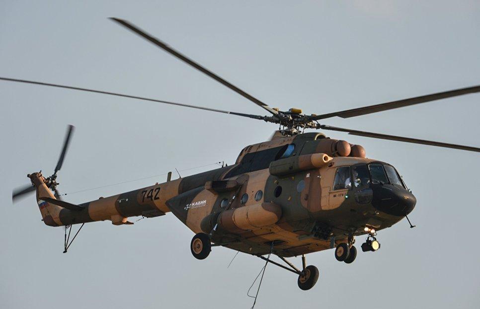 Вертолет Ми-17В-5