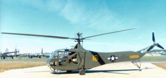Вертолёты Второй мировой войны — необычные машины