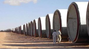 Вода Муаммара Каддафи в Ливии 2