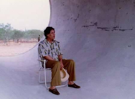 Вода Муаммара Каддафи в Ливии 4