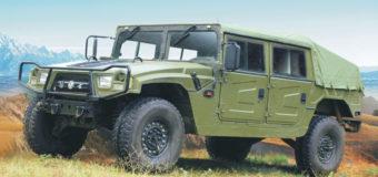 Военные автомобили стран бывшего СССР и соседей