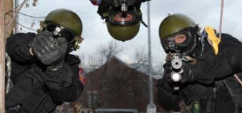 Вооружение спецподразделения «Альфа»
