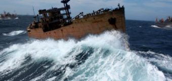 Всплыл корабль, исчезнувший 90 лет назад