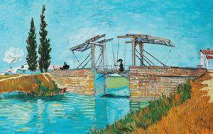 В. Ван Гог. Подъемный мост около Арля