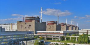 Запорожская АЭС