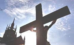 Распятие — Иисуса не прибивали к кресту