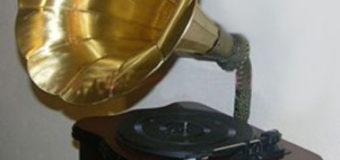 История изобретения граммофона