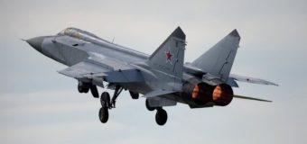 Истребитель-перехватчик МиГ-31 станет убийцей спутников