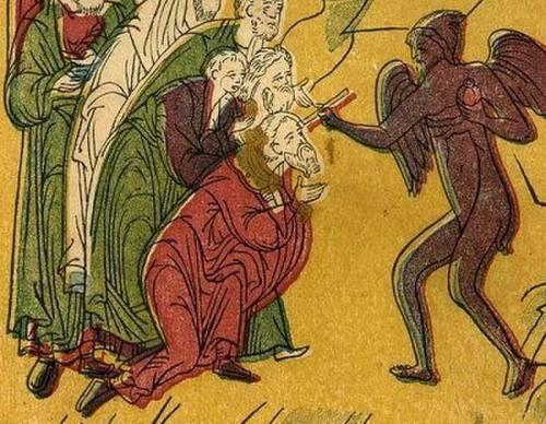 Как описывали Антихриста в Древней Руси