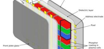 Как устроена и работает плазменная панель