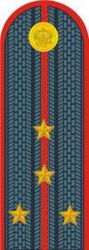 капитан полиции