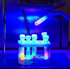 Квантовые точки — фотостабильные люминофоры