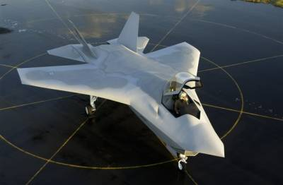Концепт-арт МиГ-41С «Firefly»