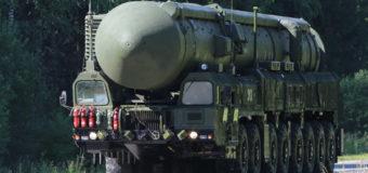 Межконтинентальная баллистическая ракета РС-26 «Рубеж»
