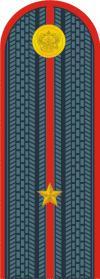 младший лейтенант полиции