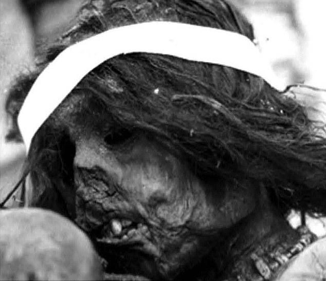 Многие мумии Южной Америки сохранились благодаря сухому и морозному воздуху Анд