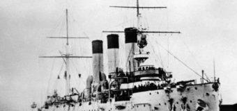 Неизвестный крейсер «Аврора»