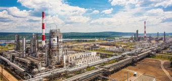 Переработка нефти в России