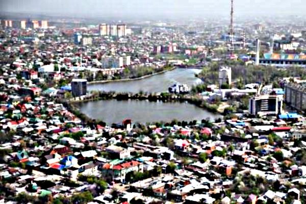 Покровские озера и Дмитриевская дамба