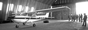 Самолет Матиаса Руста