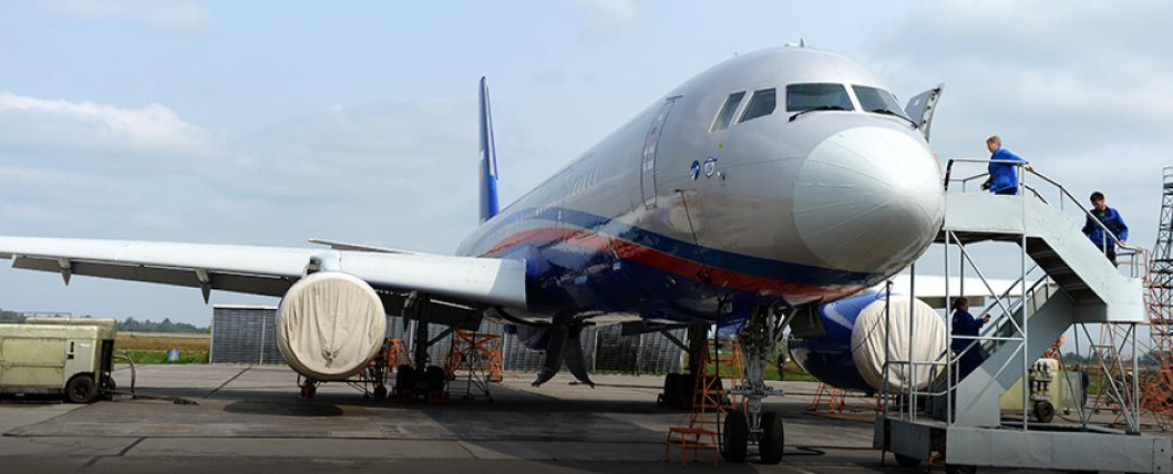 Ту-214ОН «Открытое небо»
