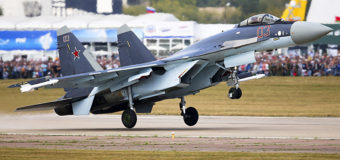 Смогут ли китайцы скопировать экспортный Су-35