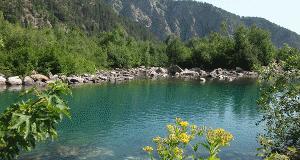 Современное состояние озер Тебердинского заповедника