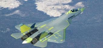 Перспективный авиационный комплекс фронтовой авиации Т-50