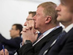 Чубайс - МК - гайдаровсий форум 2019