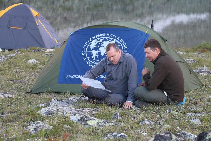 Экспедиционные будни - верховья реки Кубань