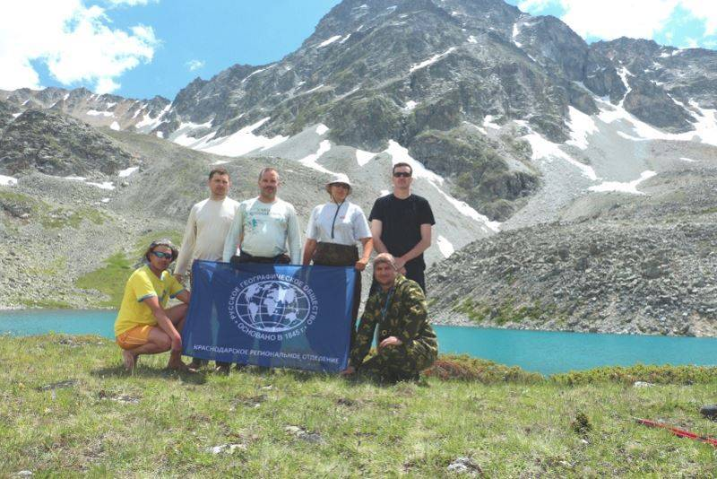 Экспедиция в верховья рек Оручат и Горалыкол
