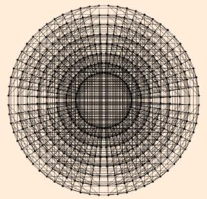 10. Энтенеракт — девятимерное пространство (9D)