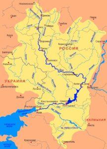 Бассейн реки Дон