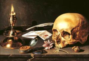 Питер Клас (Голландия). Vanitas. 1625