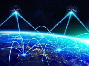 интернет вещей - спутниковые технологии