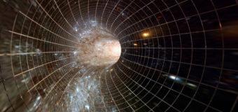 Математическая модель машины времени. Может ли быть Вселенная гигантской голограммой?