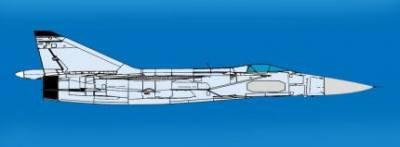 модернизация МиГ-31 носившая имя МиГ-33