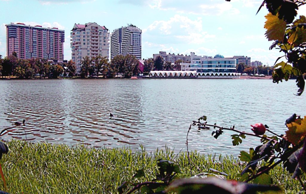Покровские озера. © Анатолий Белов │ SNEG5.com