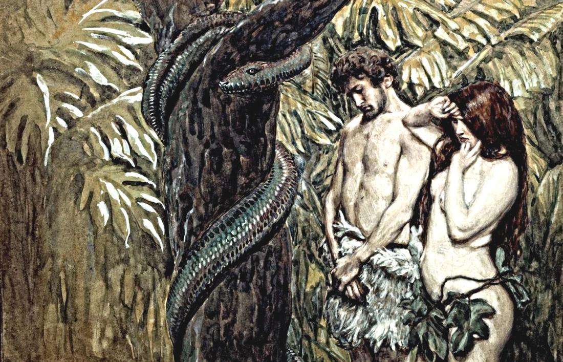 Каин_Адам и Ева