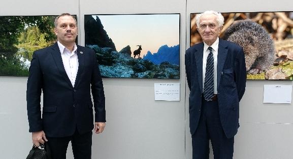 Александр Белоусов и Владимир Котляков